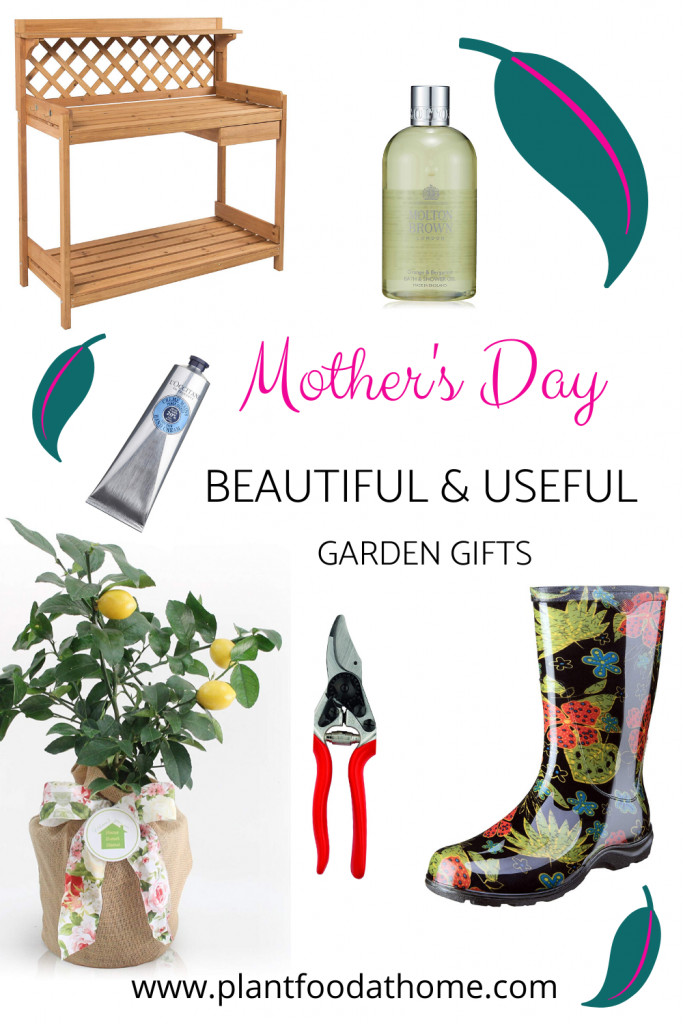 Mother's Day Garden Gifts Beautiful and Useful