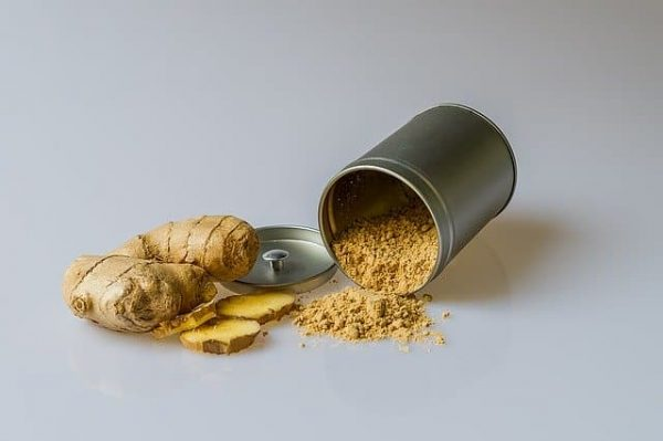 Dried Ground Ginger - How To Grow Ginger