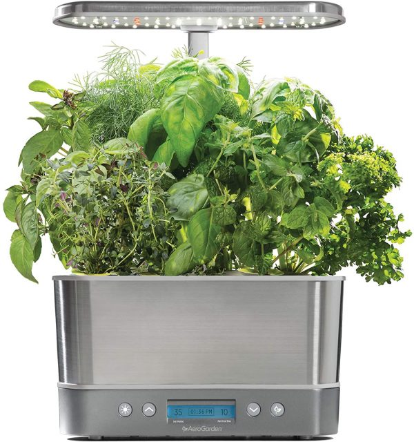 AeorGarden Harvest Elite - Best Indoor Herb Garden Kit