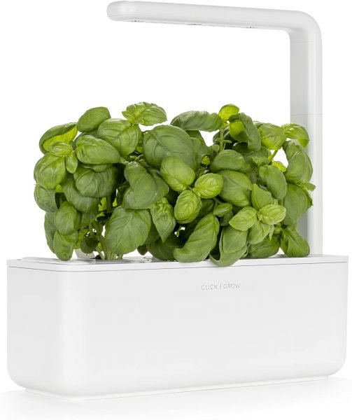 Click and Grow Smart Garden 3 Indoor Herb Garden - Best Indoor Herb Garden Kit