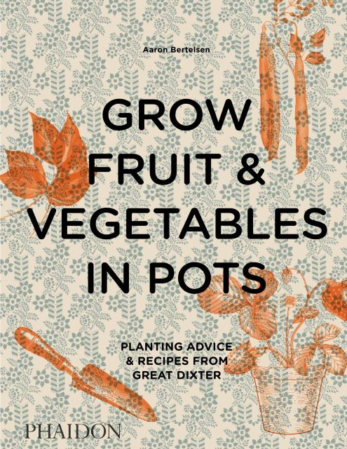 Grow Fruit and Vegetables in Pots - The Best Vegetable Gardening Books
