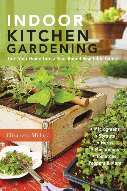 Indoor Kitchen Gardening - Best Vegetable Gardening Books
