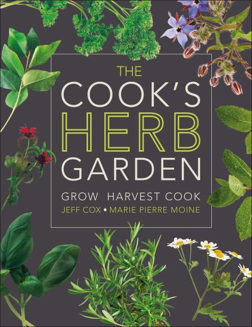 The Cook's Herb Garden Book - Best Vegetable Gardening Books