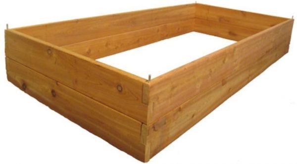 Infinite Cedar Raised Bed Garden Kit - Best Raised Garden Bed Review