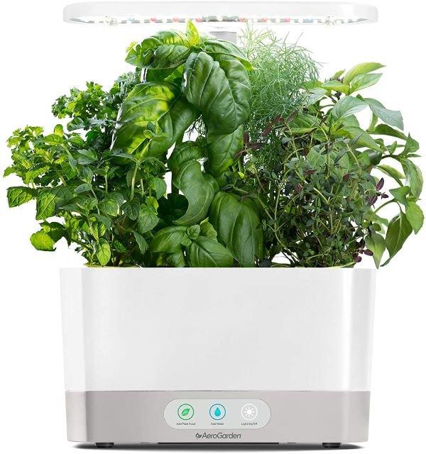 AeroGarden Harvest Elite - Best Indoor Vegetable Garden System