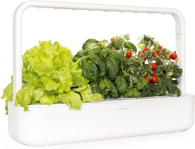 Click and Grow Smart Indoor Garden - Best Indoor Vegetable Garden System
