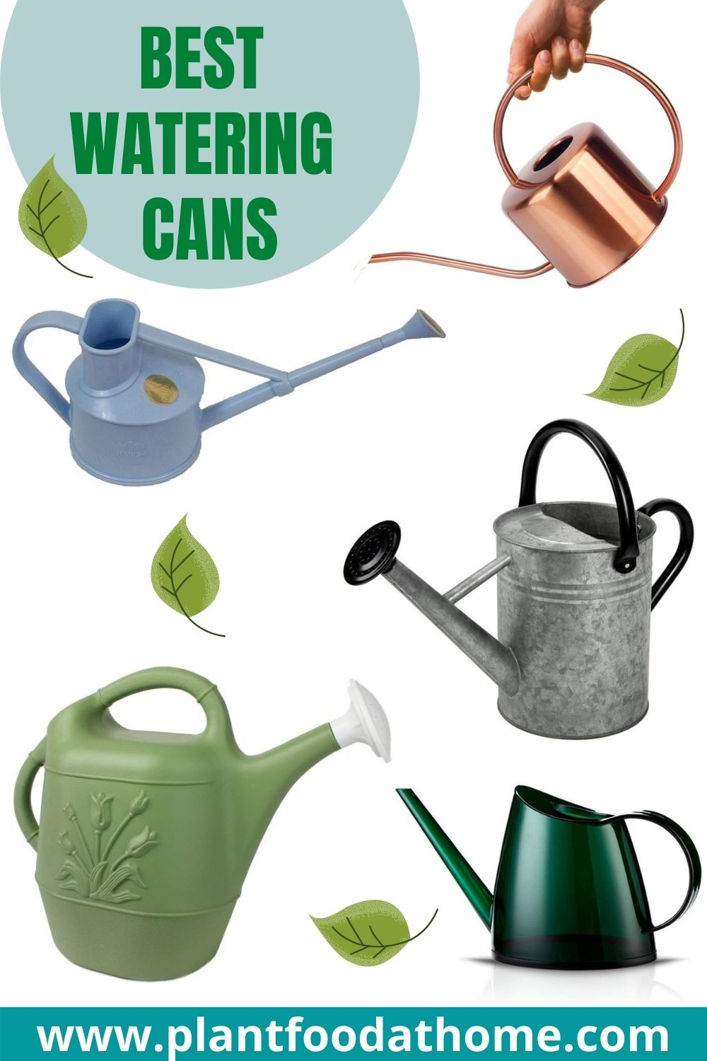 The Best Watering Cans