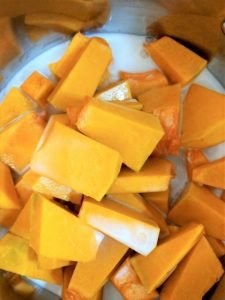 Coconut Curry Pumpkin Soup Recipe 3 Ingredients 8