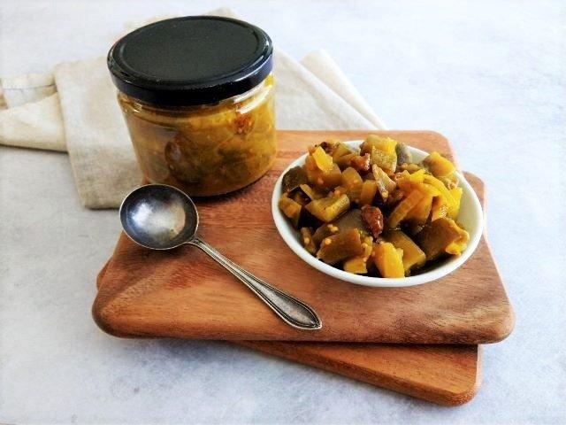 Eggplant Chutney Recipe