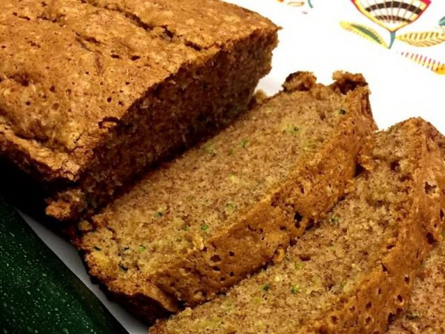 Cooking With Zucchini Dessert and Sweet Recipes - Bread