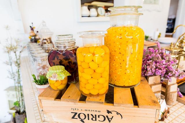 Eating Kumquats and Recipe Ideas - Preserved Kumquats