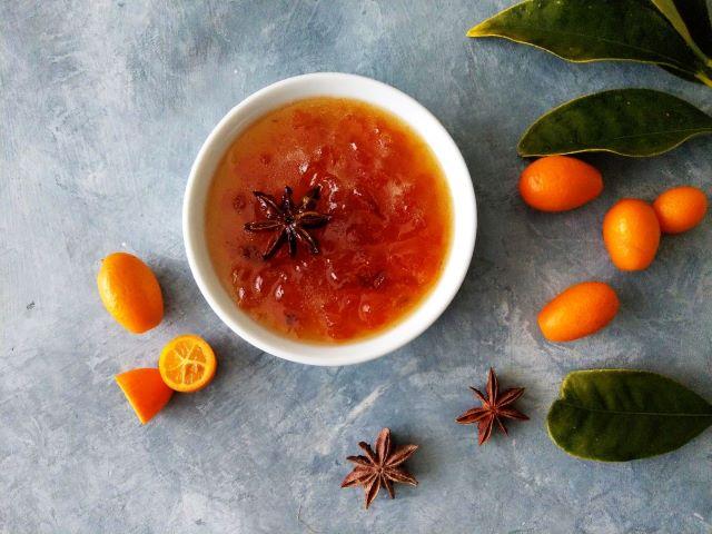 Kumquat and Star Anise Jam Recipe