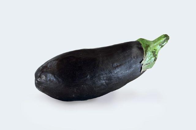 Old Eggplant - What Makes Eggplants Bitter